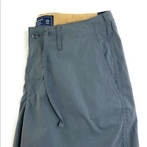 NWT Abercrombie & Fitch Shorts Flat Front